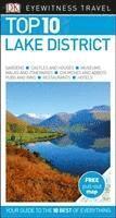 bokomslag Lake District Top 10
