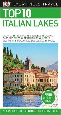 bokomslag Italian Lakes Top 10