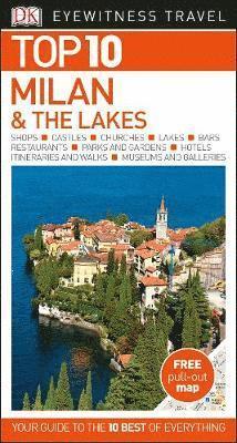 bokomslag Milan and the Lakes Top 10