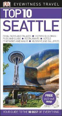 bokomslag Seattle Top 10