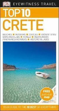 bokomslag Crete Top 10