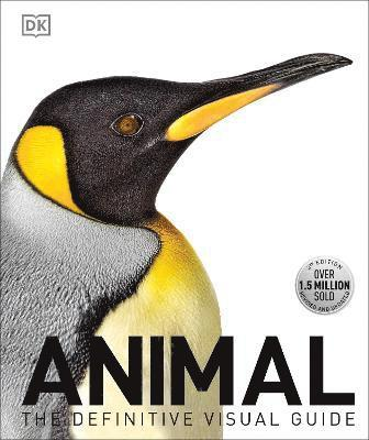 bokomslag Animal: The Definitive Visual Guide, 3rd Edition