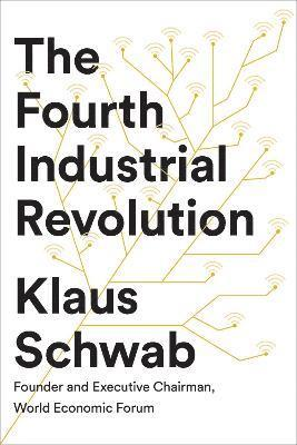 bokomslag The Fourth Industrial Revolution