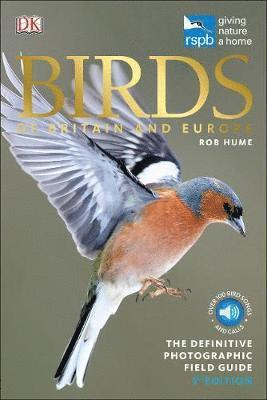 bokomslag RSPB Birds of Britain and Europe