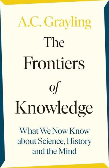 bokomslag Frontiers Of Knowledge