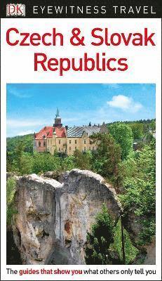bokomslag Dk eyewitness travel guide czech and slovak republics
