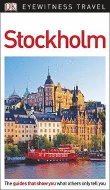 bokomslag DK Eyewitness Stockholm