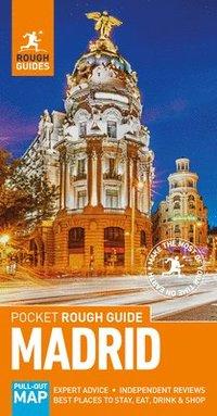 bokomslag Madrid - Pocket Rough Guide