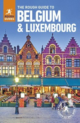 bokomslag The Rough Guide to Belgium and Luxembourg (Travel Guide)