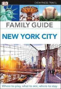 bokomslag Family Guide New York City