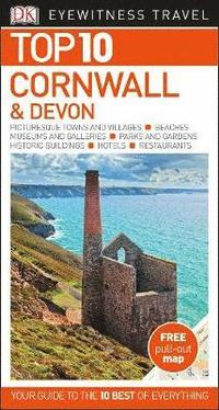 bokomslag Cornwall and Devon Top 10
