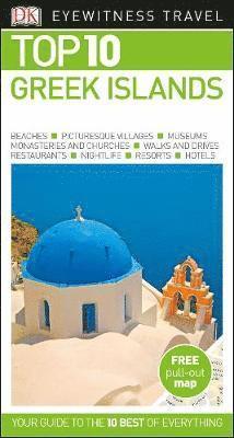 bokomslag Greek Islands Top 10