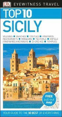 bokomslag Top 10 Sicily