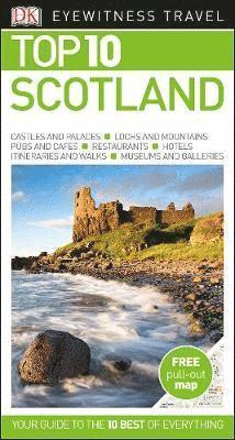 bokomslag Scotland Top 10