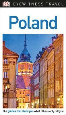 bokomslag DK Eyewitness Travel Guide Poland