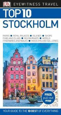 bokomslag Stockholm Top 10