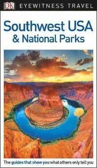 bokomslag Southwest USA and National Parks