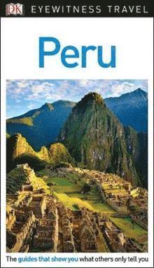bokomslag DK Eyewitness Peru