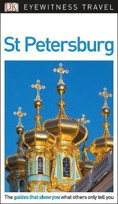 bokomslag DK Eyewitness Travel Guide St Petersburg