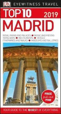 bokomslag Madrid Top 10