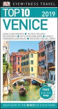 bokomslag Venice Top 10