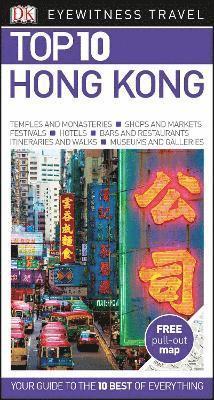 bokomslag Hong Kong Top 10