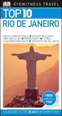bokomslag Rio de Janeiro - Top 10