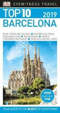 bokomslag Barcelona Top 10