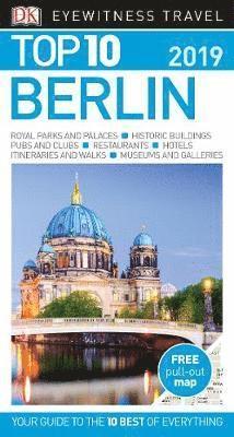 bokomslag Berlin Top 10