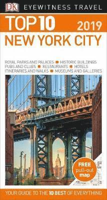 bokomslag New York City Top 10