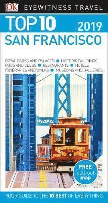bokomslag San Francisco Top 10