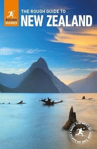 bokomslag The Rough Guide to New Zealand (Travel Guide)