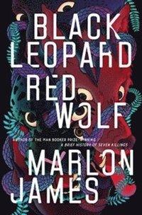 bokomslag Black Leopard, Red Wolf