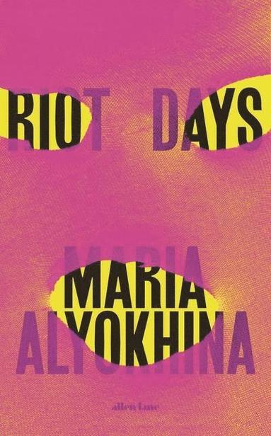 bokomslag Riot Days