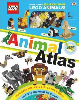 bokomslag LEGO Animal Atlas