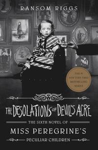 bokomslag Desolations Of Devil's Acre
