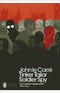 bokomslag Tinker Tailor Soldier Spy