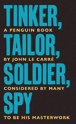 bokomslag Tinker Tailor Soldier Spy: The Smiley Collection