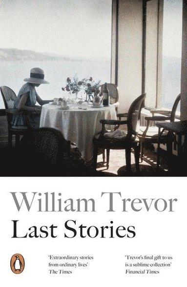 bokomslag Last Stories