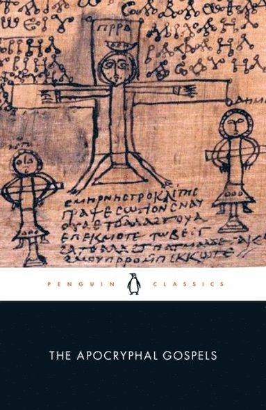 bokomslag The Apocryphal Gospels