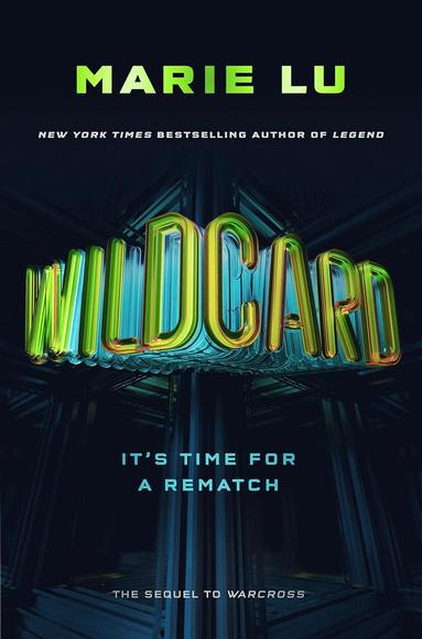 bokomslag Wildcard (Warcross 2)