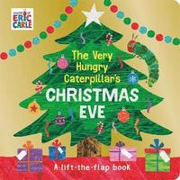 bokomslag The Very Hungry Caterpillar's Christmas Eve