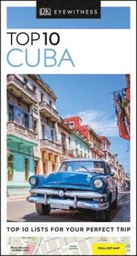 bokomslag DK Eyewitness Top 10 Cuba