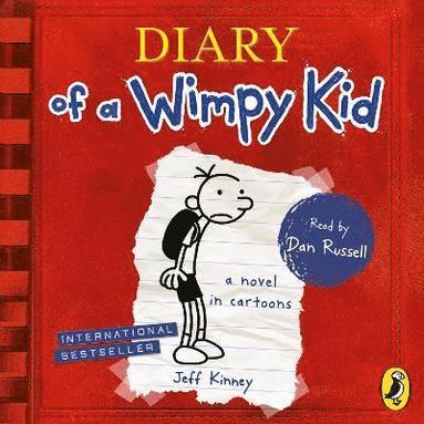 bokomslag Diary Of A Wimpy Kid (Book 1)