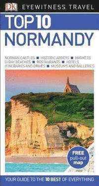 bokomslag Normandy - Top 10