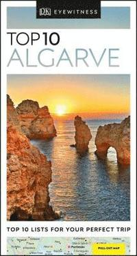 bokomslag Algarve - Top 10