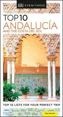 bokomslag Andalucia and the Costa del Sol - Top 10