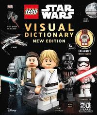 bokomslag LEGO Star Wars Visual Dictionary New Edition