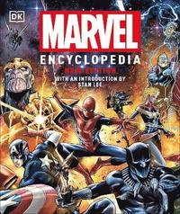 bokomslag Marvel Encyclopedia New Edition