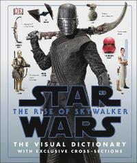 bokomslag Star Wars The Rise of Skywalker The Visual Dictionary